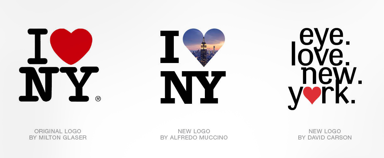Character Design Jobs New York : Redesigning the i heart ny logo solid branding