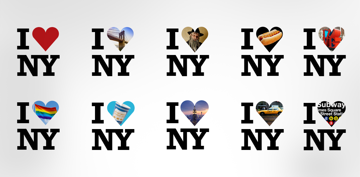 Redesigning The I Heart Ny Logo Solid Branding