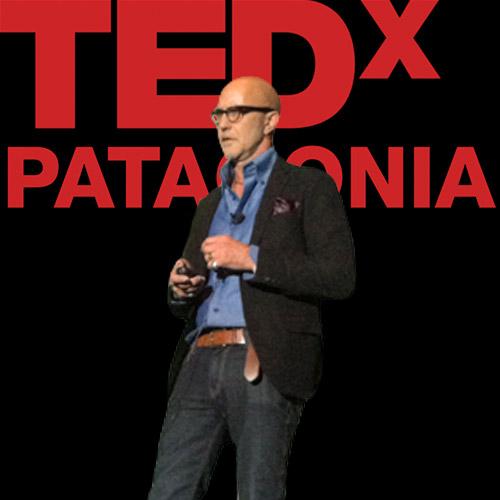 Alfredo Muccino at TEDx Patagonia.