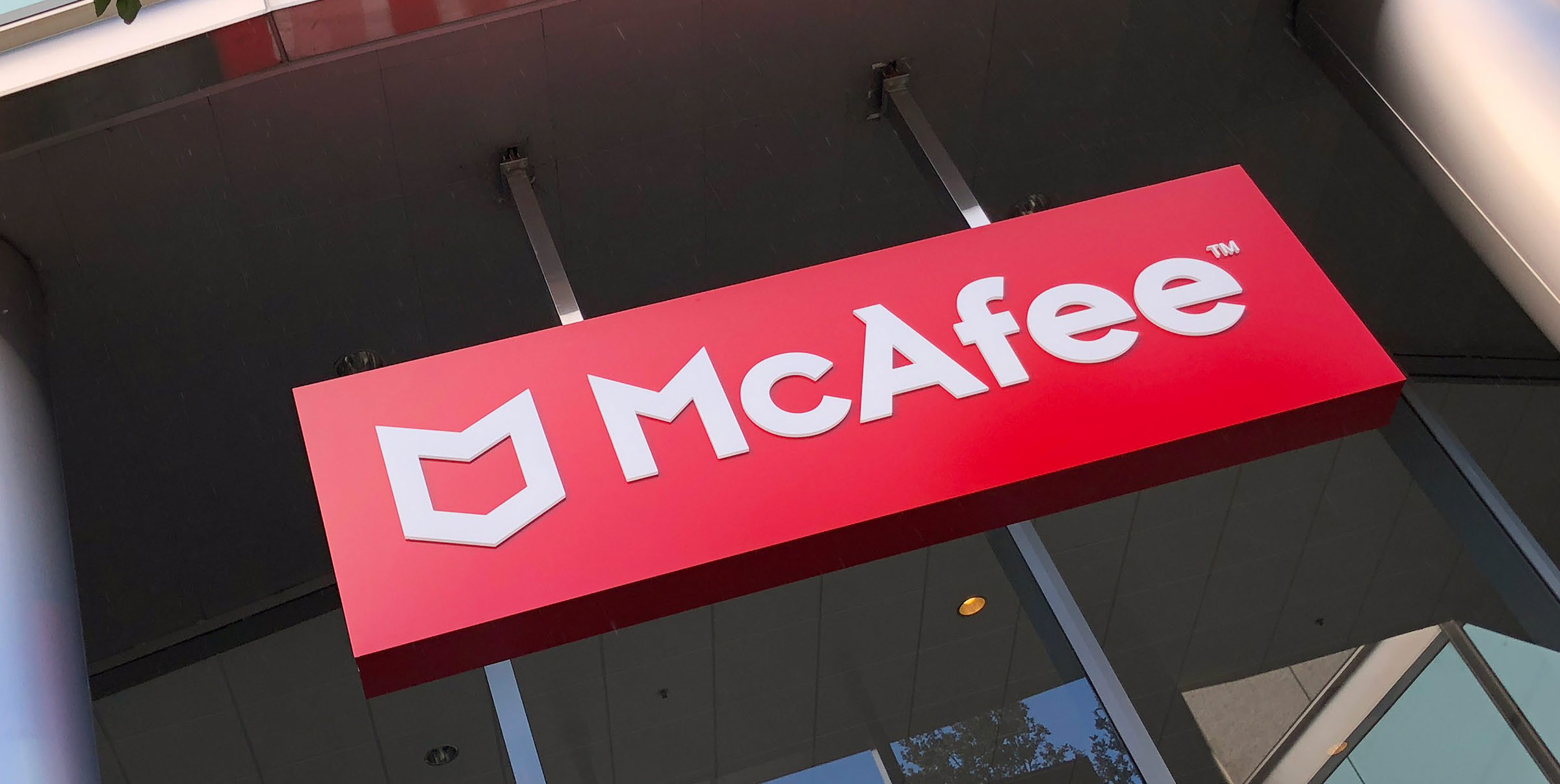 MCAFEE - Solid Branding