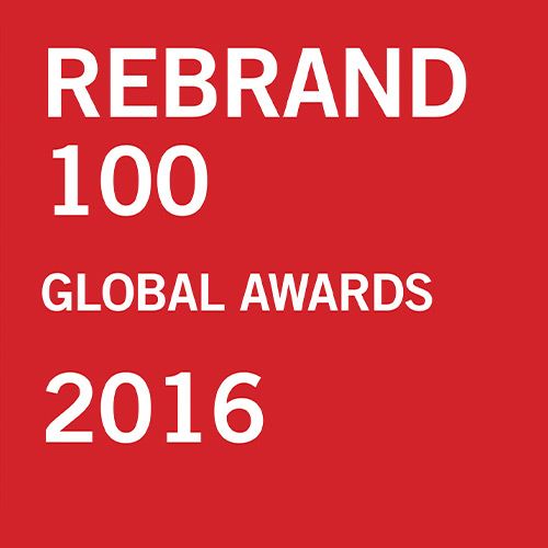 The Rebrand 100 Awards.