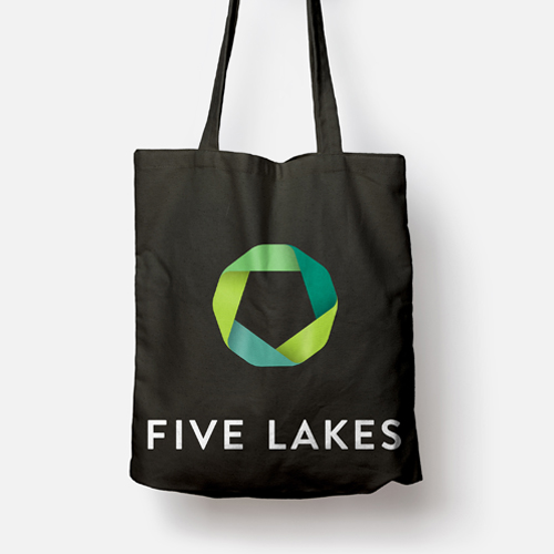 How Five Lakes got a better brand.